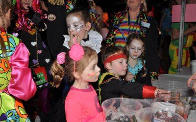 Kindercarnaval in de ResiTENTie1 maart 2022