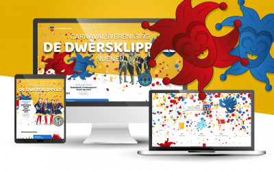 Nieuwe website is live!